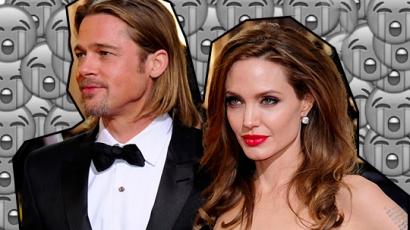 Hivatalos! Beadta a válókeresetet Angelina Jolie