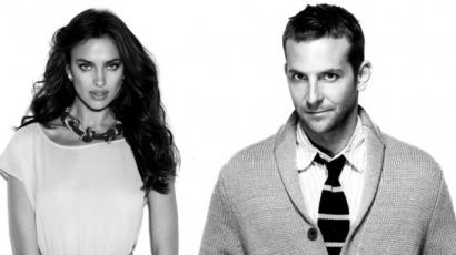 Hivatalos: Bradley Cooper és Irina Shayk egy párt alkot
