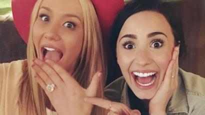 Hivatalos: Iggy Azalea közreműködik Demi Lovato új albumán
