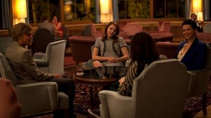 Megjelentek az első képek Kristen és Chloe Moretz filmjéből