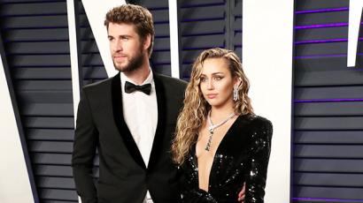 Hivatalos: Miley Cyrus és Liam Hemsworth válnak