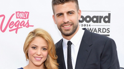 Hivatalos: Shakira második babájával várandós!