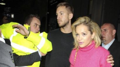 Hivatalosan is egy pár Calvin Harris és Rita Ora — fotóval