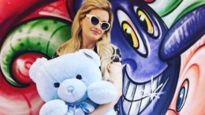 Holly Madison különleges nevet választott újszülött kisfiának