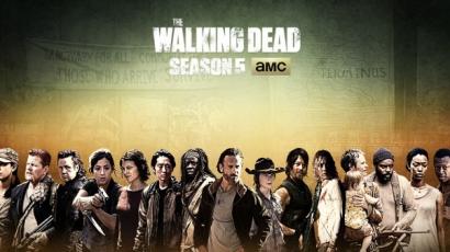 Ma folytatódik a The Walking Dead!