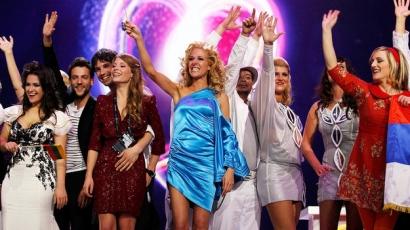 Eurovízió: közeledik a döntő