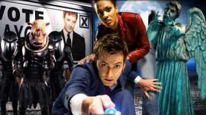 Holnaptól újabb kalandok várnak a Doktorra!