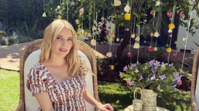 Hoppá! Emma Roberts terhességét édesanyja kotyogta ki