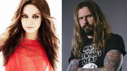 Horror-vígjáték sorozatban szerepel együtt Mila Kunis és Rob Zombie
