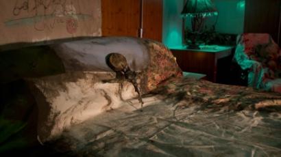 Horrorfilm inspirálta a rémisztő hotelt