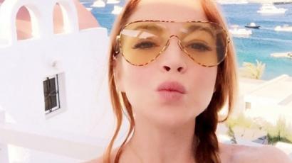 Hosszú idő után először fakadt dalra Lindsay Lohan – videó