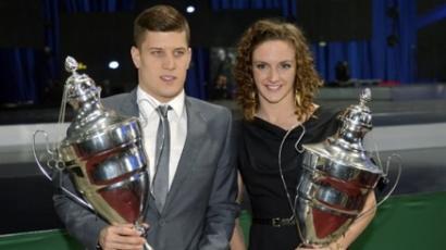 Hosszú Katinka és Gyurta Dániel az év sportolói