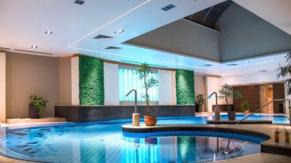Hotelmustra: Hotel Palace**** Hévíz