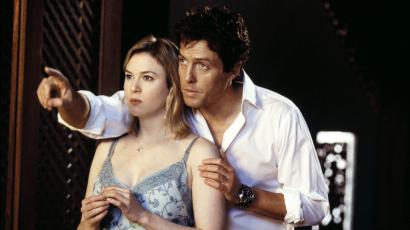 Hugh Grant máig odavan Bridget Jones megformálójáért, Renée Zellwegerért