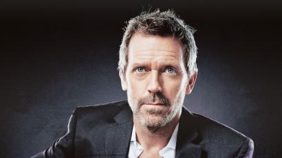 "Hugh Laurie: ""Nincs elegem House-ból"""