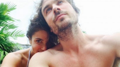 Ian Somerhalder és Nikki Reed máris elárulta volna a baba nemét?