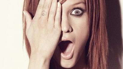 Csúszik Ashlee Simpson lemeze?