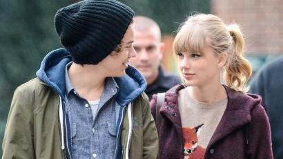 Igazak a hírek: együtt van Taylor Swift és Harry Styles