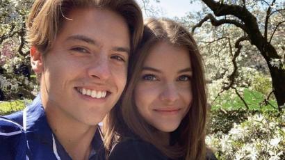 Igazi magyar menyecske, már a házasság is szóbajött: disznóvágásra vitte Dylan Sprouse-t Palvin Barbi