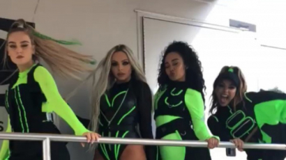 Így adta elő élőben 'Woman Like Me' című számát a Little Mix