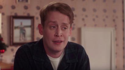 Így fest Macaulay Culkin az Amerikai Horror Story forgatásán
