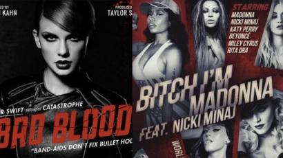 Így hangzik a Bad Blood és a Bitch I'm Madonna összemixelve!