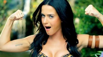 Így hangzik élőben Katy Perry legújabb slágere, a Rise