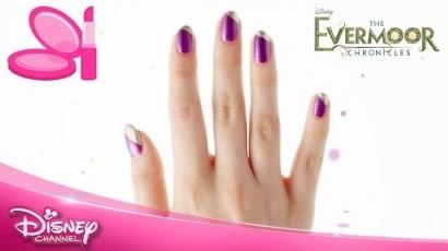 Így készítsd el az Evermoor titkai ihlette manikűrt! – videó