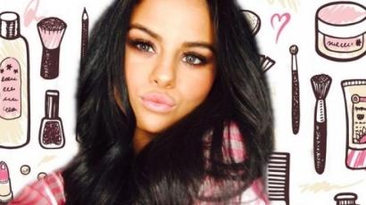 Így készítsd el Selena Gomez sminkjét – videó