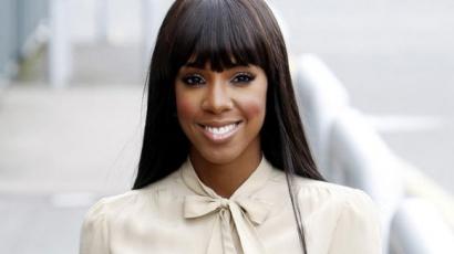 Így lazít Kelly Rowland