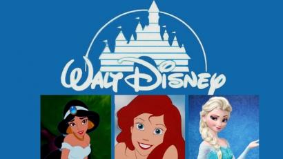 Így még nem láttad a Disney-hercegnőket!