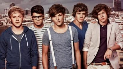 Így néz ki a One Direction első parfümje