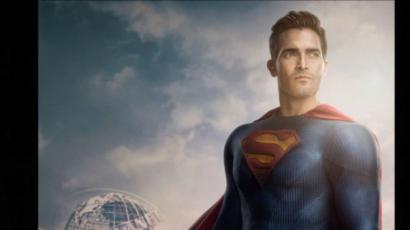 Így néz ki akcióban Tyler Hoechlin, mint Superman – fotók!