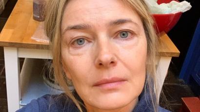 Így néz ki egy szupermodell 54 évesen: Paulina Porizkova elgondolkodtató üzenetet írt a mai világról