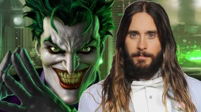 Így néz ki Jared Leto Jokerként