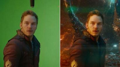 Így néznek ki a hollywoodi filmek jelenetei a nagy manipuláció előtt és után – II. rész