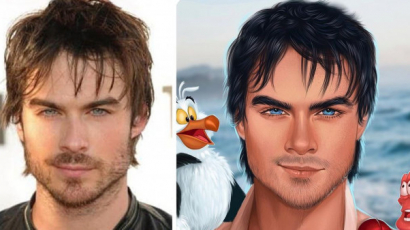 Így néznének ki sztárok, mint Disney szereplők