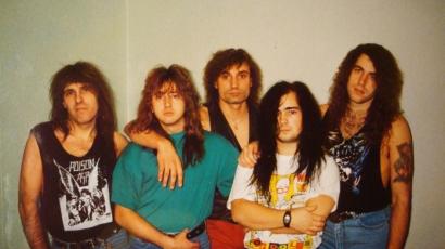 Így néztek ki 25 éve az Irigy Hónaljmirigy tagjai