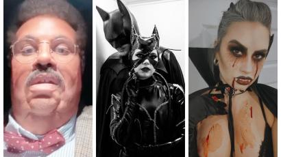 Így néztek ki a sztárok idén Halloweenkor – II. rész