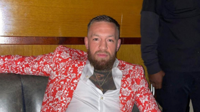 Így nyilatkozott Conor McGregor a Machine Gun Kellyvel történt vitájáról