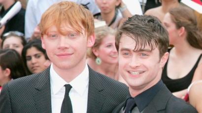 Így reagált Daniel Radcliffe Rupert Grint apává válásának hírére