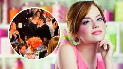 Így reagált Emma Stone, amikor megtudta, hogy exe csókot váltott Ryan Reynoldsszal