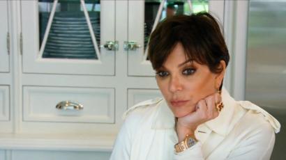 Így reagált Kris Jenner Kanye West kirohanására