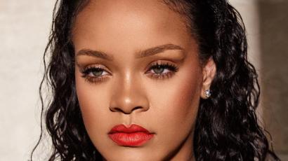 Így reagált Rihanna, mikor valaki ételt lopott a tányérjáról