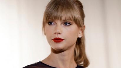 Így reagált Taylor Swift, amikor megtudta, hogy díjat nyert a CMA-n