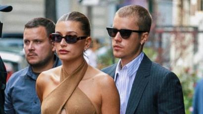 Így reagáltak a kommentelők Hailey Bieber trampli megjelenésére