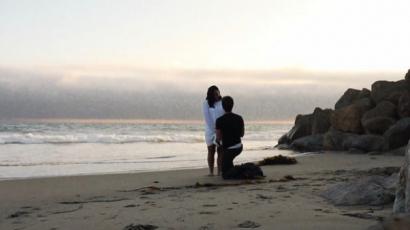 Így történt a lánykérés! Demi Lovato megmutatta a fotókat