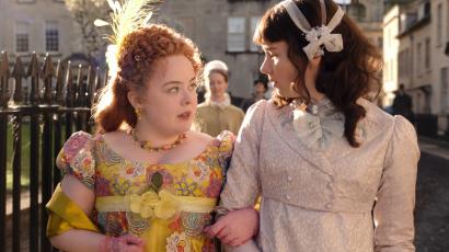 Így tudta meg a színésznő, hogy ő lesz Lady Whistledown!