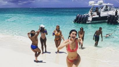 Így ünnepelte 19. születésnapját Kylie Jenner