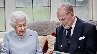 Így ünnepelte 73. házassági évfordulóját a Királynő és Fülöp herceg